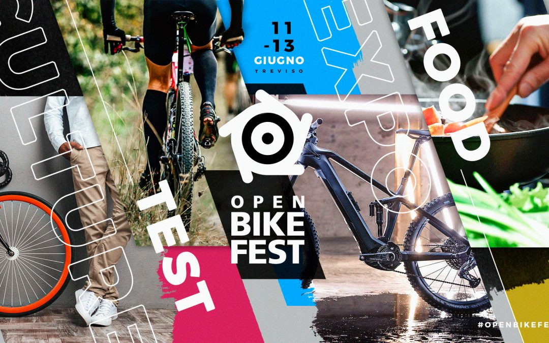 Open Bike Fest is a reality: a window on the future in Treviso